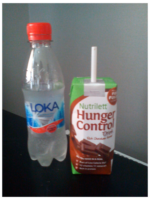 Loka Jordgubb Guava och Nutrillet Hunger Control Smoothie Choklad