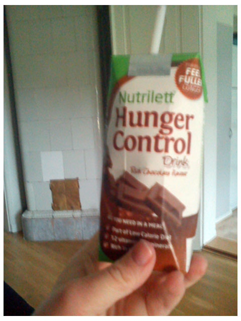 Hunger Control Diet Drink Rich Chocolate