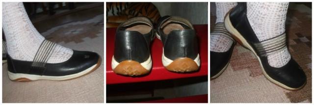 Nya rieker ballerina - sneakers