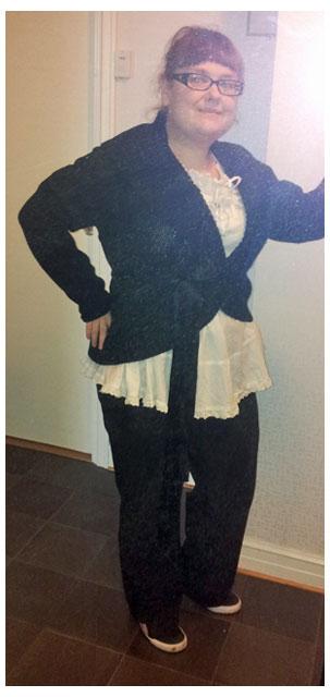 2011-08-12 Dagens klädsel