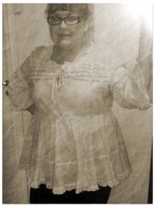 2011-08-12 Dagens klädsel tunika från Gekås