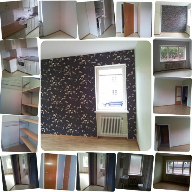 2011-08-29 Slutbesiktning gamla lägenheten i stan