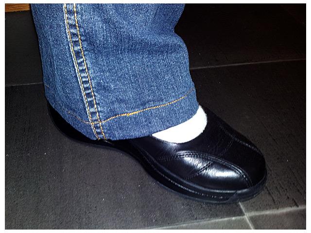 Mina sköna nya Joya Marilyn black skor