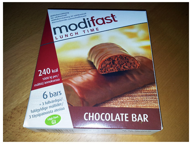Modifast Chocolate / Choklad bar
