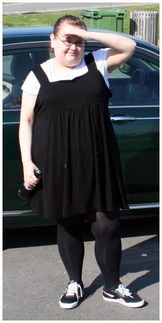 Jag, Helen Holmberg vikt ca 115 kg