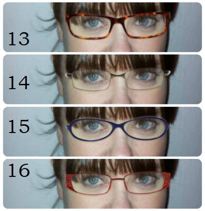 Glasögonbågar 13-16