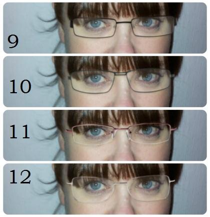 Glasögonbågar 9-12