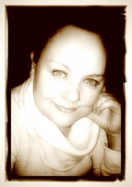 Jag, Helen Holmberg 2012-01-08 efter en vecka på lchq mat