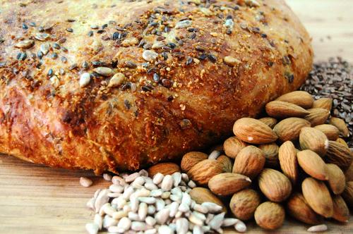 Adam's LCHF-bröd från sockerfri.com