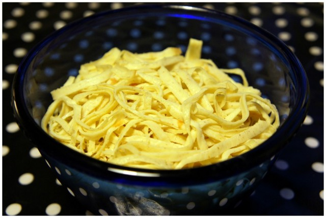 Gluten och laktosrfi lchf pasta