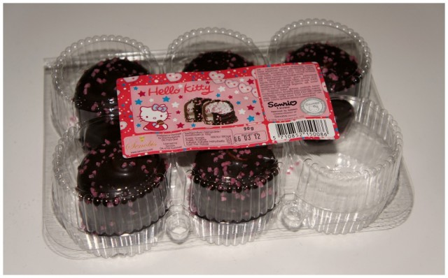 Hello Kitty Hallon gräddbollar 4 propoints/ 90gram