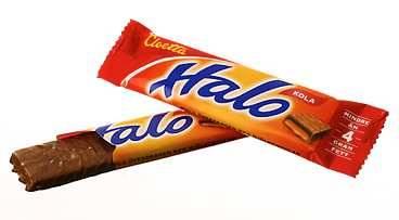 Cloetta Halo choklad, 3 pp styck