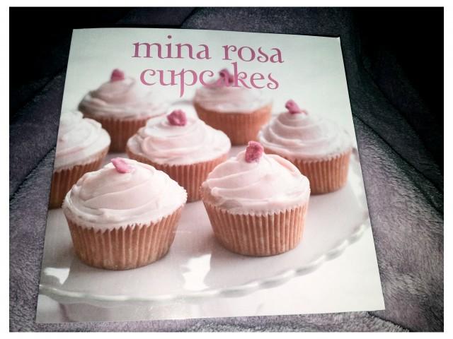 ny bakbok - Mina rosa cupcakes