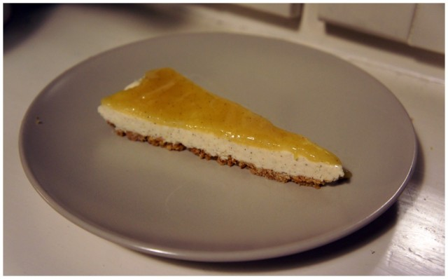 Lemoncurd Cheesecake