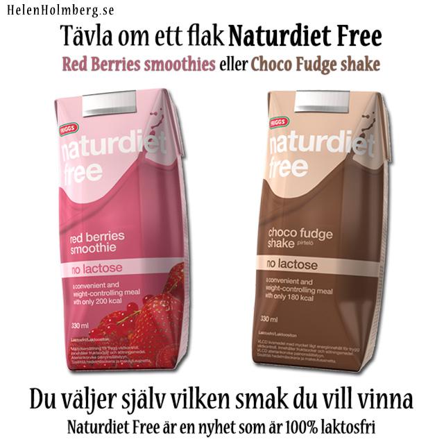 HelenHolmberg.se naturdiet free tävling