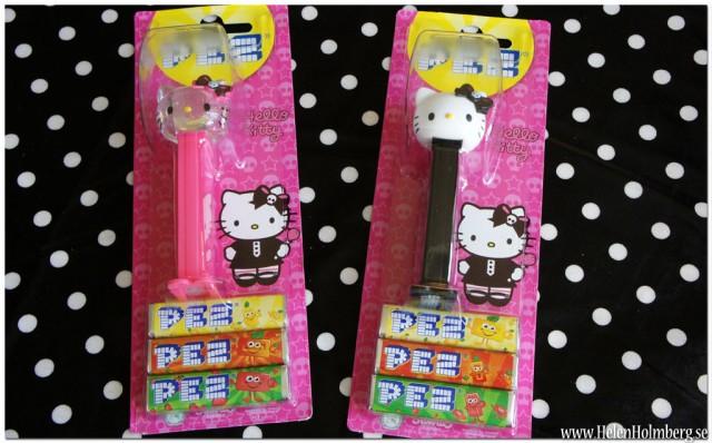 Emo Hello Kitty Pez