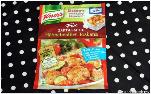Knorr Bag of Taste Toscane
