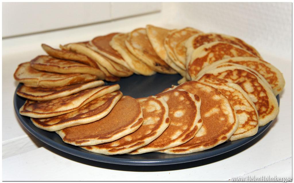 amerikanska pannkakor leila