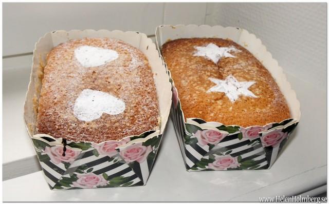 Sverige kaka, sockerkaka med vaniljkräm