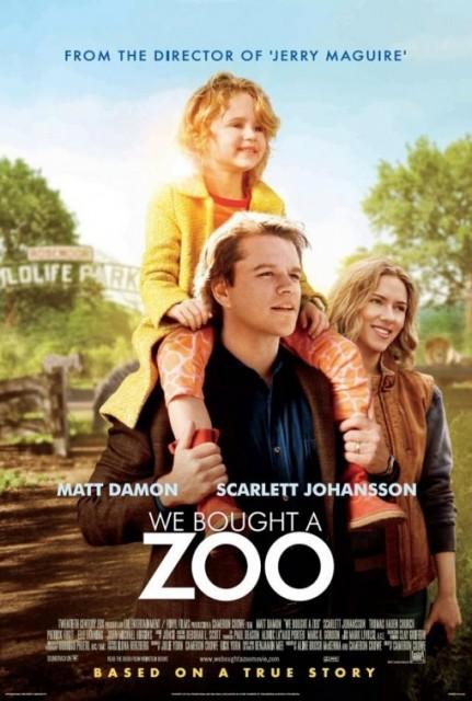 Vi köpte ett Zoo / We Bought A Zoo