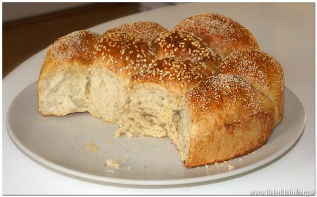 Kryddat brytbröd