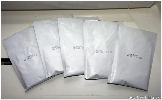Sophiakuren VLCD Laktosfri Smoothies finns i 5 smaker; Skogsbär, Persika, Pina Colada, Choklad, Choklad/Mint