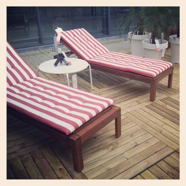 IKEAs nya solsängar får en verkligen att längta efter sommar