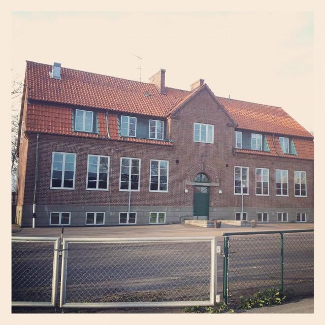 Röda skolan i Mörarp