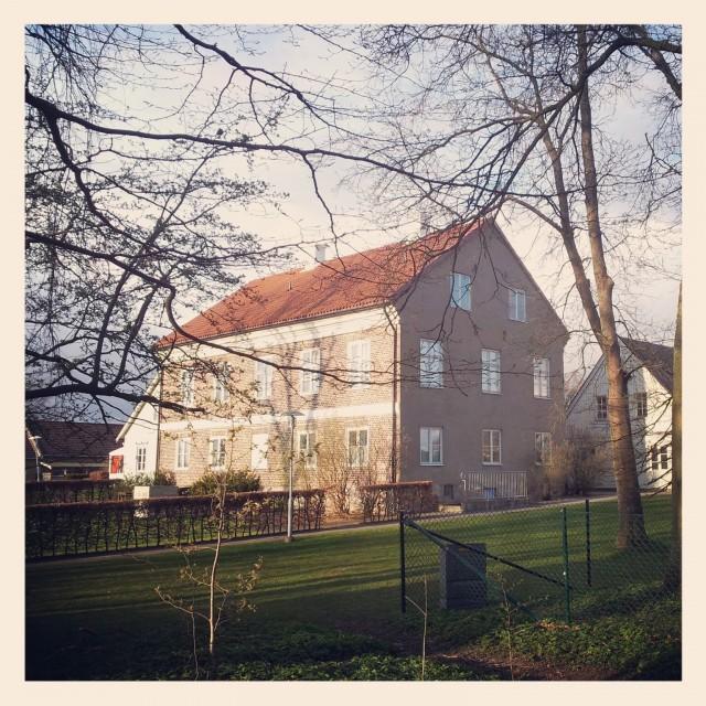 Tingshuset i Mörarp