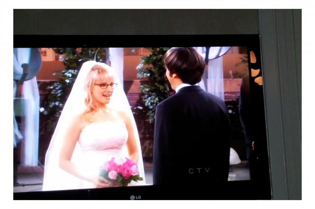 The big bang theory - Howard och Bernadettes bröllop