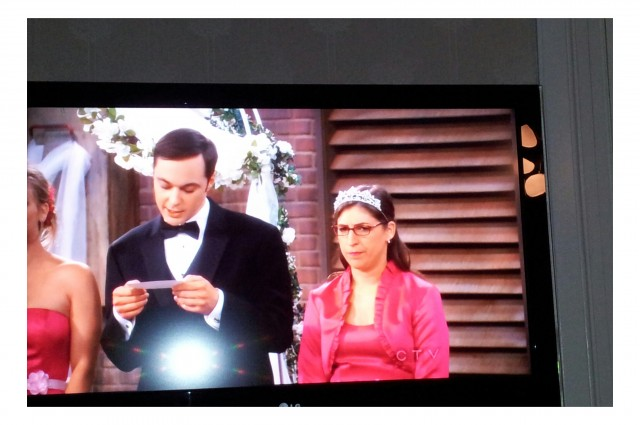 The big bang theory - Sheldon och Amy