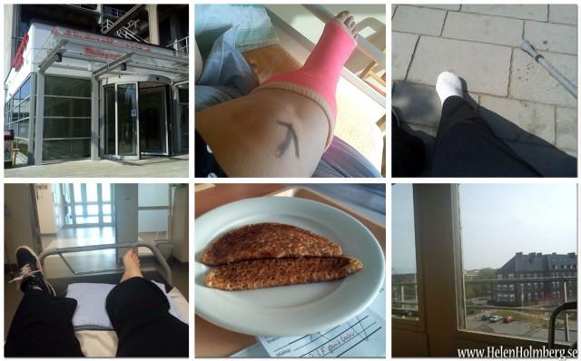 Bilder från sjukhuset 11 och 12 maj 2011