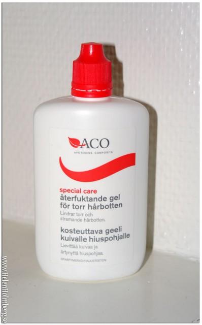 ACO SPECIAL CARE Återfuktande Hårbottengel