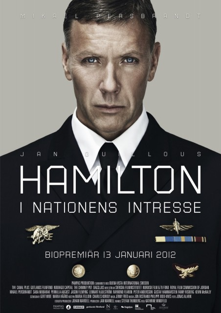 Hamilton I nationens intresse