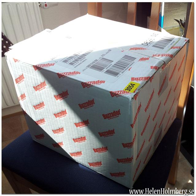 Stort paket från buzzador lastat med försvinnande rengöring - Vanish tvättmedel