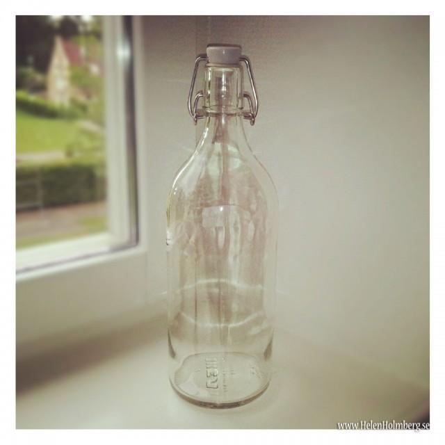 Vattenflaska Korken från Ikea