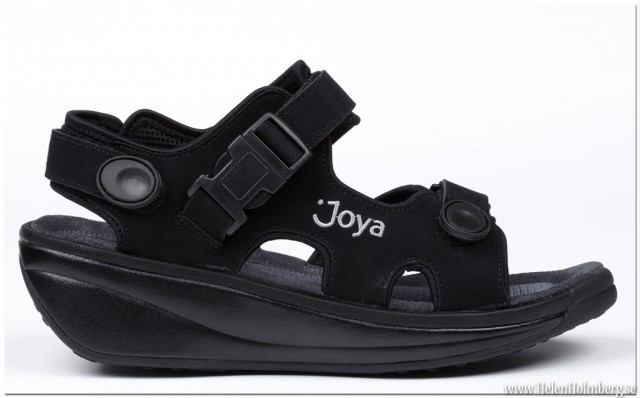 Joya sko sandal modell Cairo, färg black (svart)