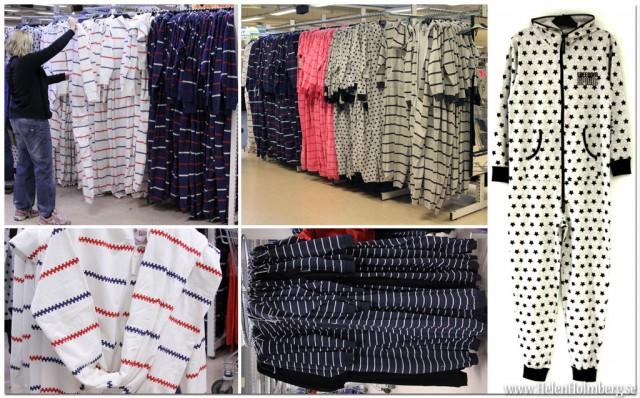Onepieces / Jumpsuit / mysdress / Allover / Sweatshirt overall från Gekås, Ullared