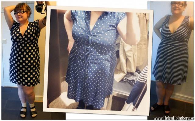 Min klädstil inför sommaren 2012 i marina färger