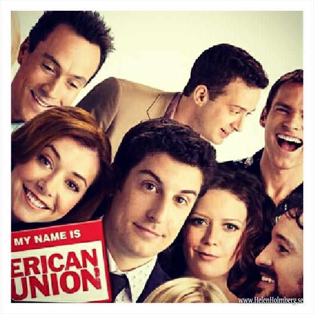Film American reunion