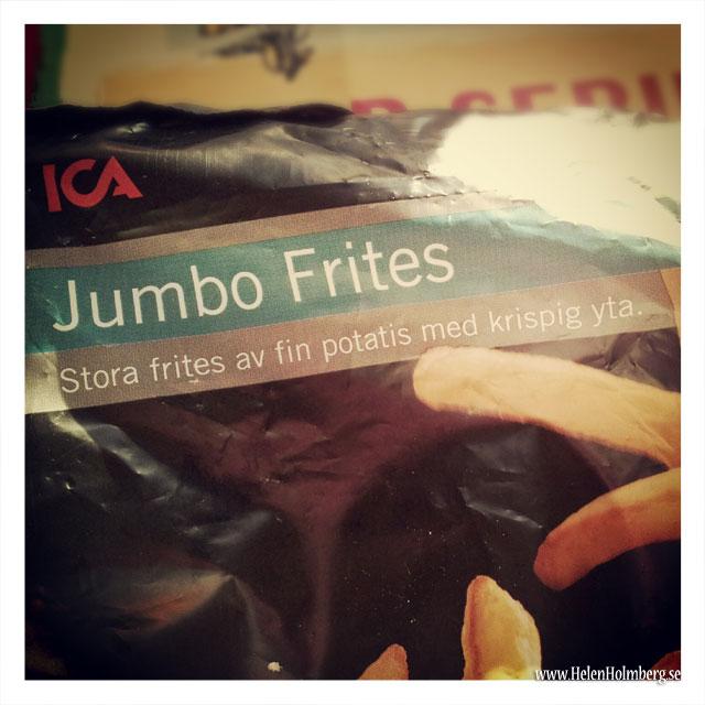 Nyhet på Ica Jumbo Fries