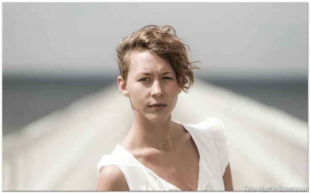Makeup Andrijana Stefanovska, fotograf Martin Rasmusson och model Felicia Andrésdottir