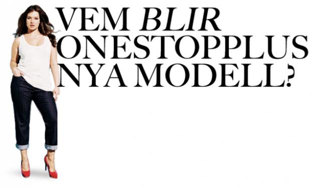 Vem blir Onestopplus nya modell 2012