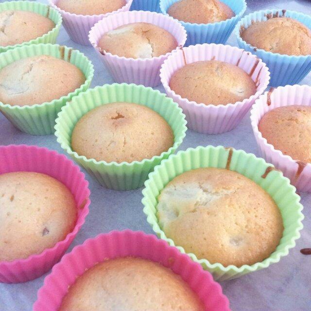 Ananasmuffins, ananas cupcakes