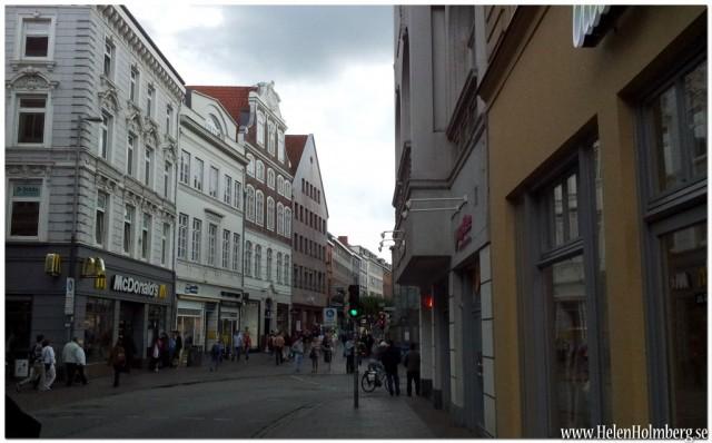 Breite strasse, Lubeck