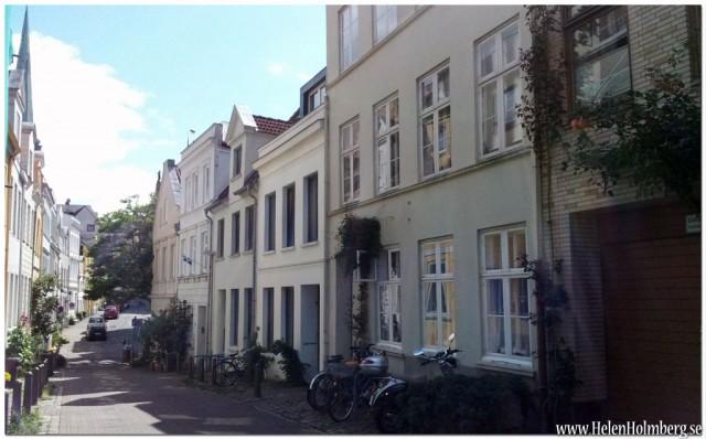 Kleine Burgerstrasse, Lubeck