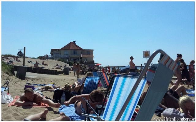 Stranden vid Klitterhus, Ängelholm