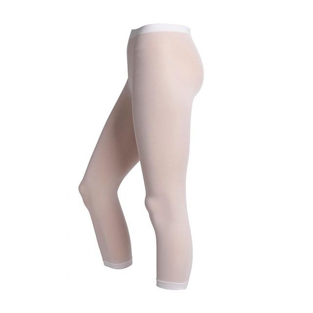 Vita 40 den leggings från Lindex, i strl 44/46 pris 49:50 sek