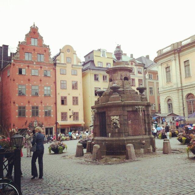 Stortorget Gamla Stan, Stockholm