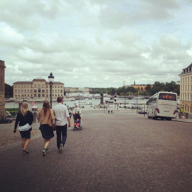 Jack Daniels Sesame Chicken Stripes på t.g.i.fridays kungsträdgården Stockholm
